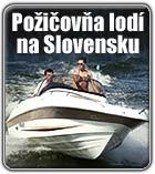 Prenájom lodí na Slovensku